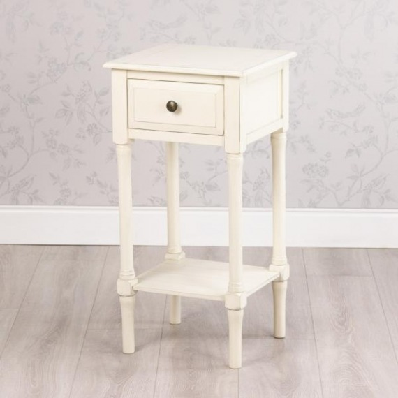 Cosmo 1 Drawer Accent Table