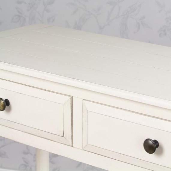 Cosmo 3 Drawer Large Console Table