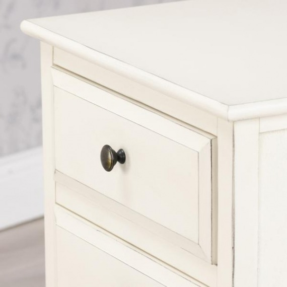Cosmo 3 Drawer Side Table