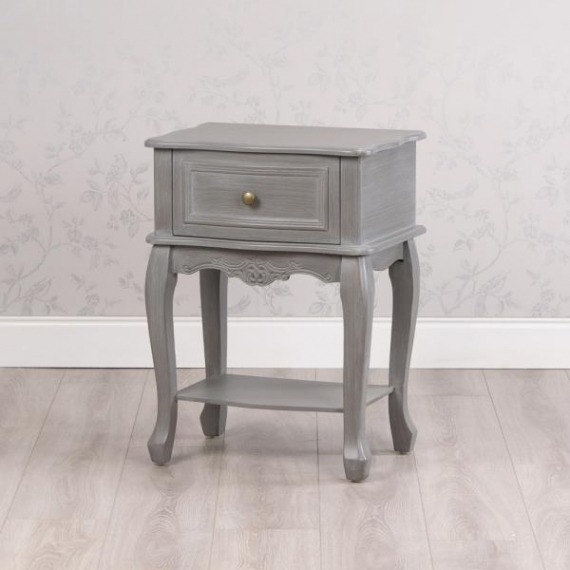 Maison Grey Accent Table