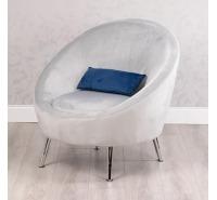 Zurich Bucket Chair Smooth Velvet
