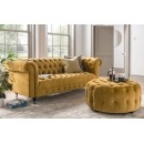 Derry Chesterfield 3 Seater Sofa