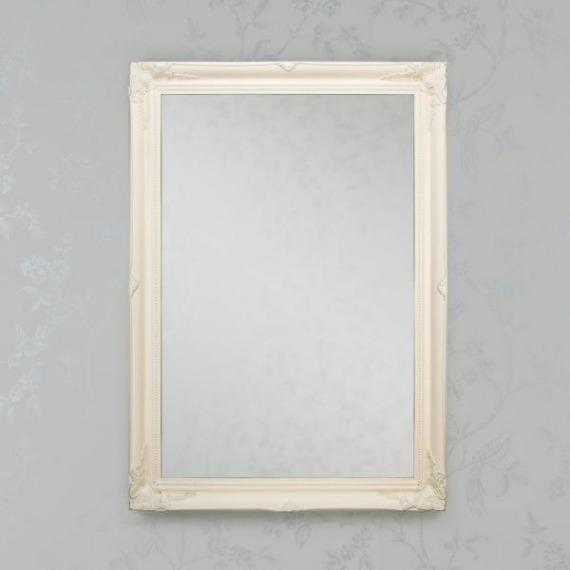 Roma Cream Wall Mirror