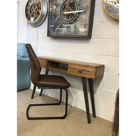 Industry Console Table/Desk
