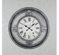 Clockworks Antique Mirrored Clock 66cm