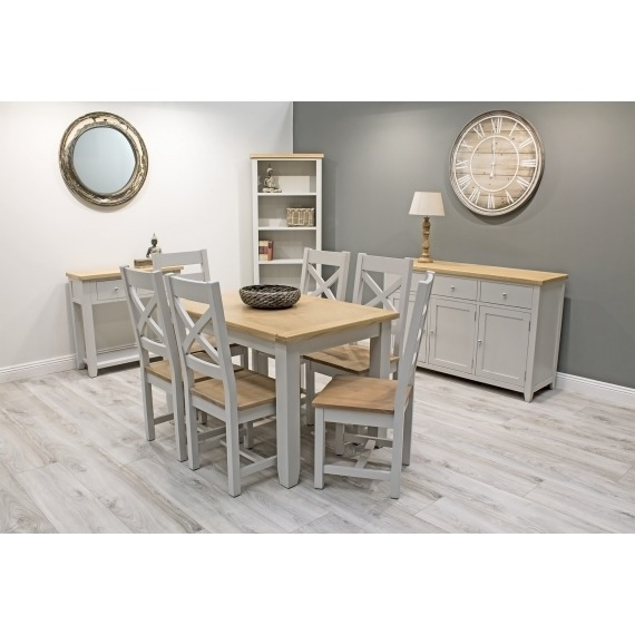 Jackson Large Extending Dining Set