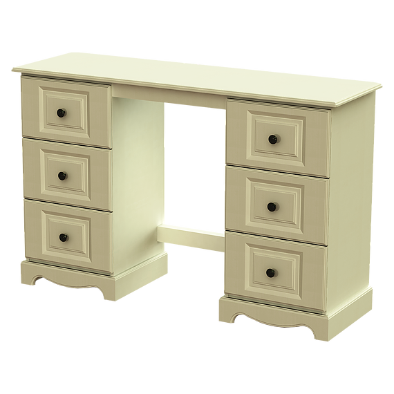 Rococo Double Dressing Table