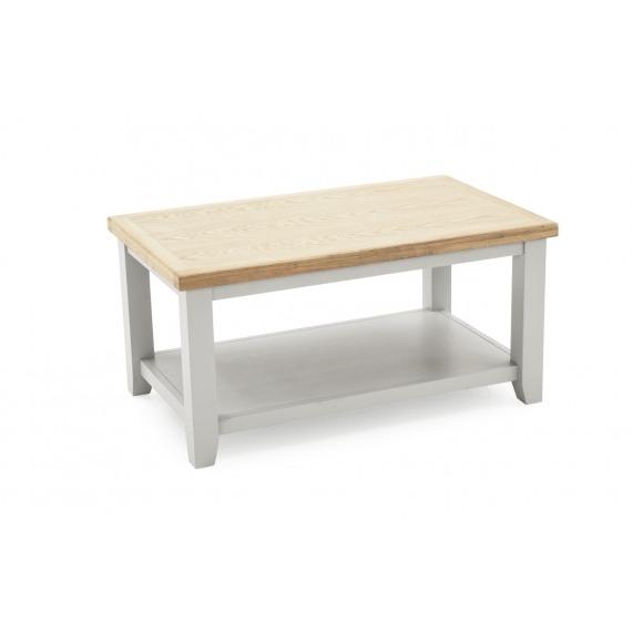 Jackson Coffee Table with Shelf