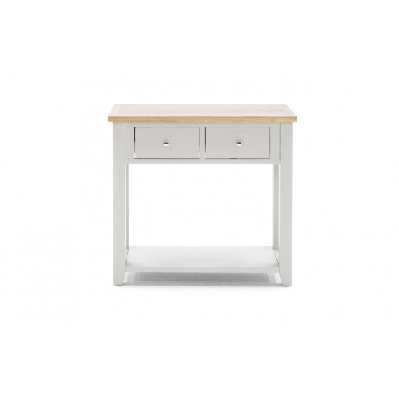 Jackson 2 Drawer Console Table With Shelf