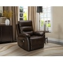 Navona Full Leather Twin Motor Lift & Rise Chair