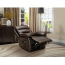 Navona Feel Fabric Twin Motor Lift & Rise Chair