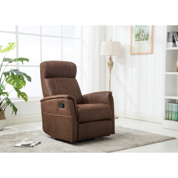 Toulouse Electric Swivel Recliner Chair