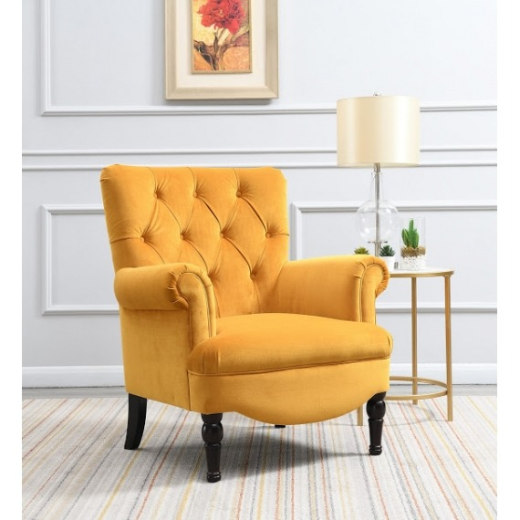 Amore Tufted Armchair