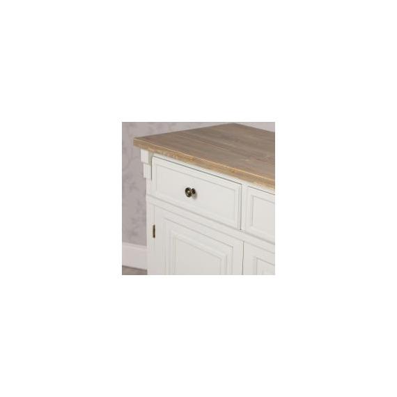 Dorset 2 Drawer 2 Door Dresser