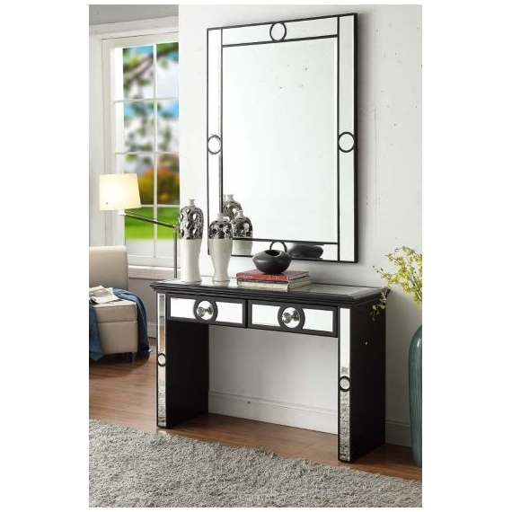 Maison 2 Console Table and Mirror