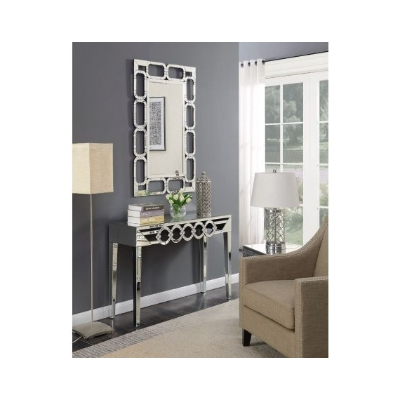 Essex Console Table and Mirror