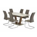 Floris Latte Dining Table 160cm
