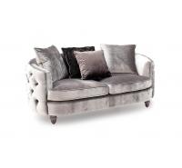 Lydia Velvet 2 Seater Sofa