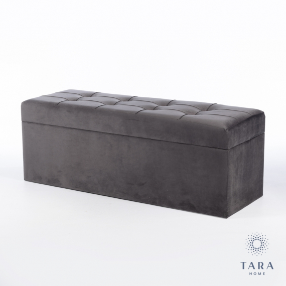 Vienna Trunk Charcoal Grey