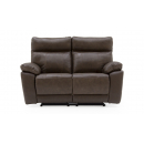 Tomasso Leather 2 Seater Sofa (Recliner)