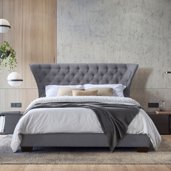Signature Upholstered Bed