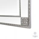 Jade Mirrored Glass Wall Mirror