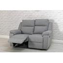 Empire 2 Seater Fabric Recliner Sofa