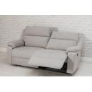 Empire 3 Seater Fabric Recliner Sofa