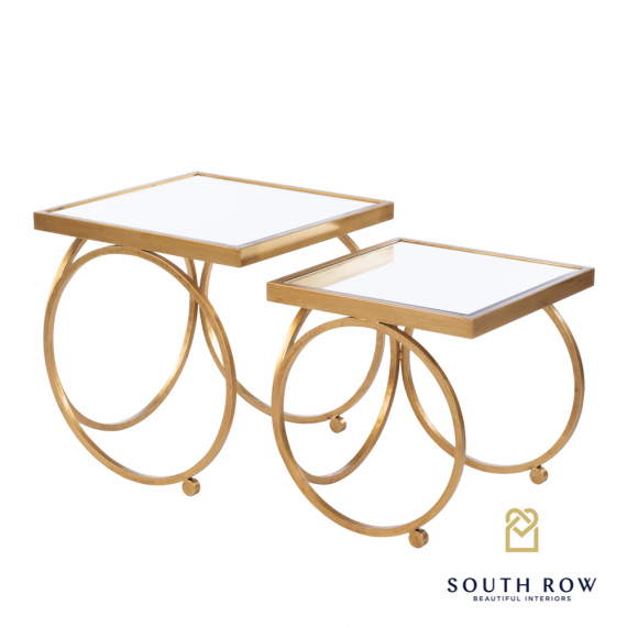 Winston Set of 2 Nesting Tables