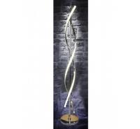 Spiral Metal Floor Lamp