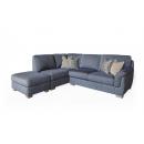 Bel Air Corner Sofa with Ottoman