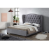 Tufted Fabric Bed Frame (Super King Size)