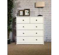 Lexington 3 + 2 Tall Chest of Drawers