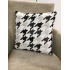 Two - Tone Lorenza Cream Scatter Cushion