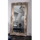 Beth Large Antique Silver Mirror 200 x 100cm