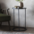 Slim Round Side Table