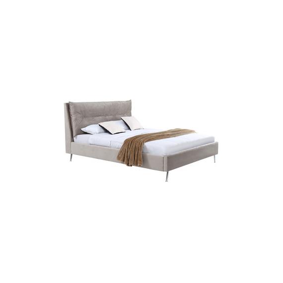 Avetta Super King Fabric Bed Mink