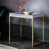 Pippard Side Table - Champagne