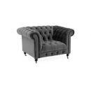 Derry Chesterfield Armchair
