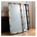 Abbey Large Gold Leaner Mirror