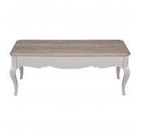 Sofia Rectangular Coffee Table – Hardwick/Rustic Brown