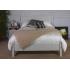 Lexington Panel Bed Frame - 5' King Size