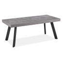 Fred Grey Marble Coffee Table