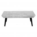 Latitude Coffee Table - Grey Marble Effect