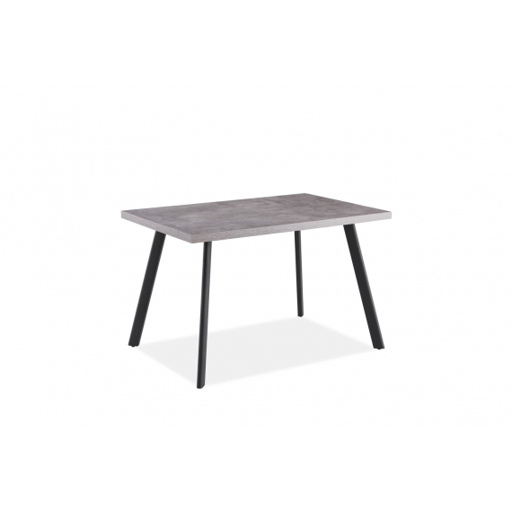 Fred Dining Table (Grey Marble) 160cm