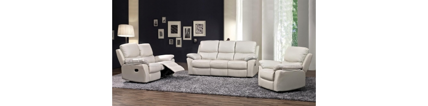 Rossi Leather Recliner
